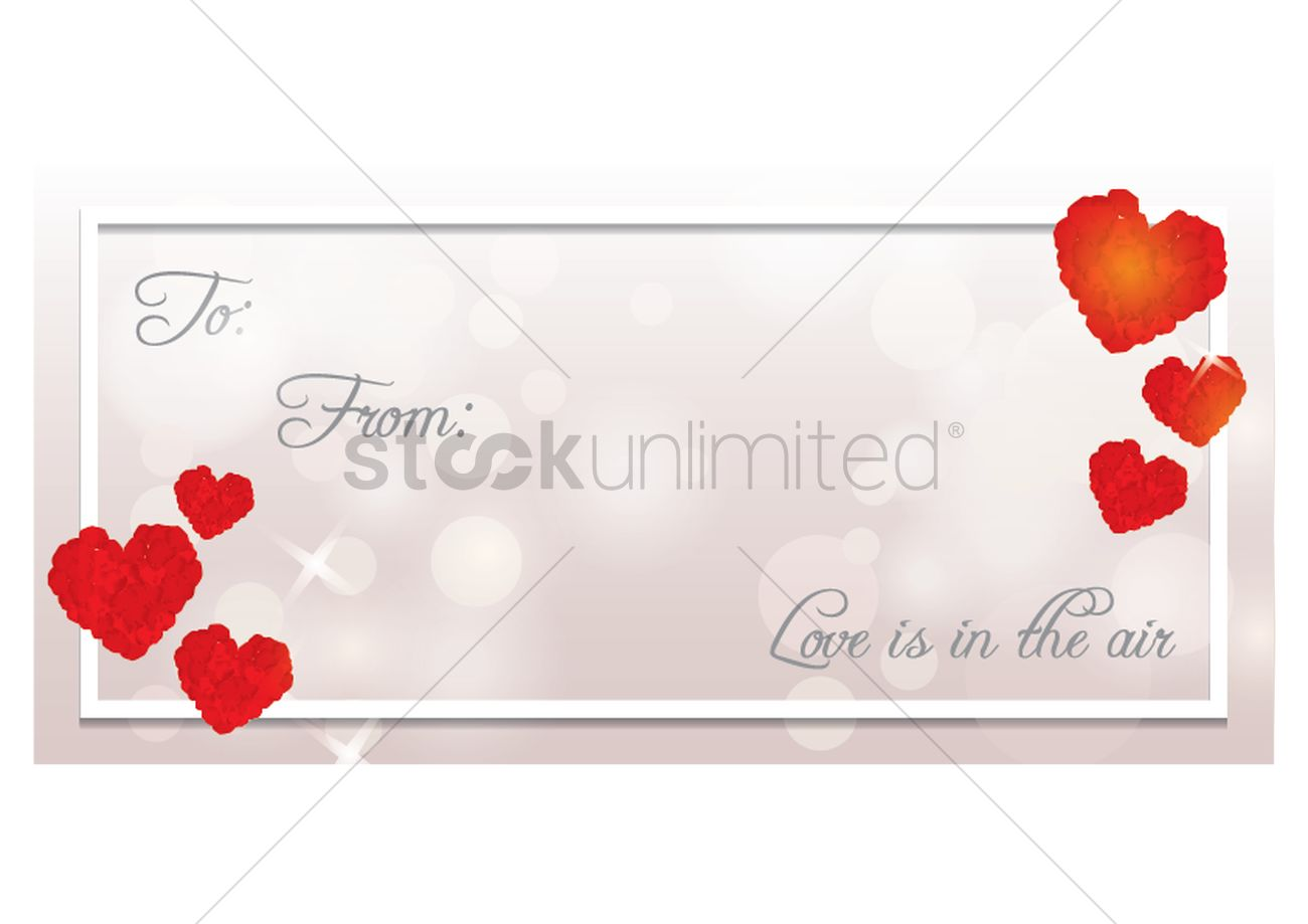 Gift voucher template design Vector Image 1964336 – Present Voucher Template