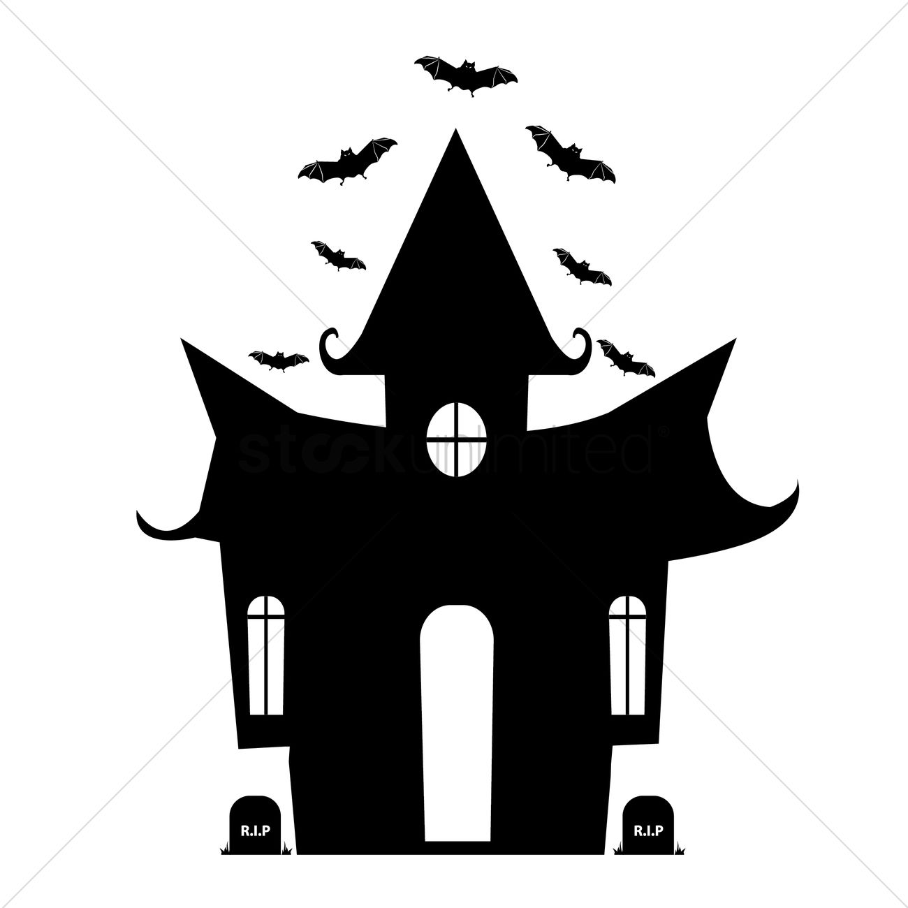 House Silhouette Images Image