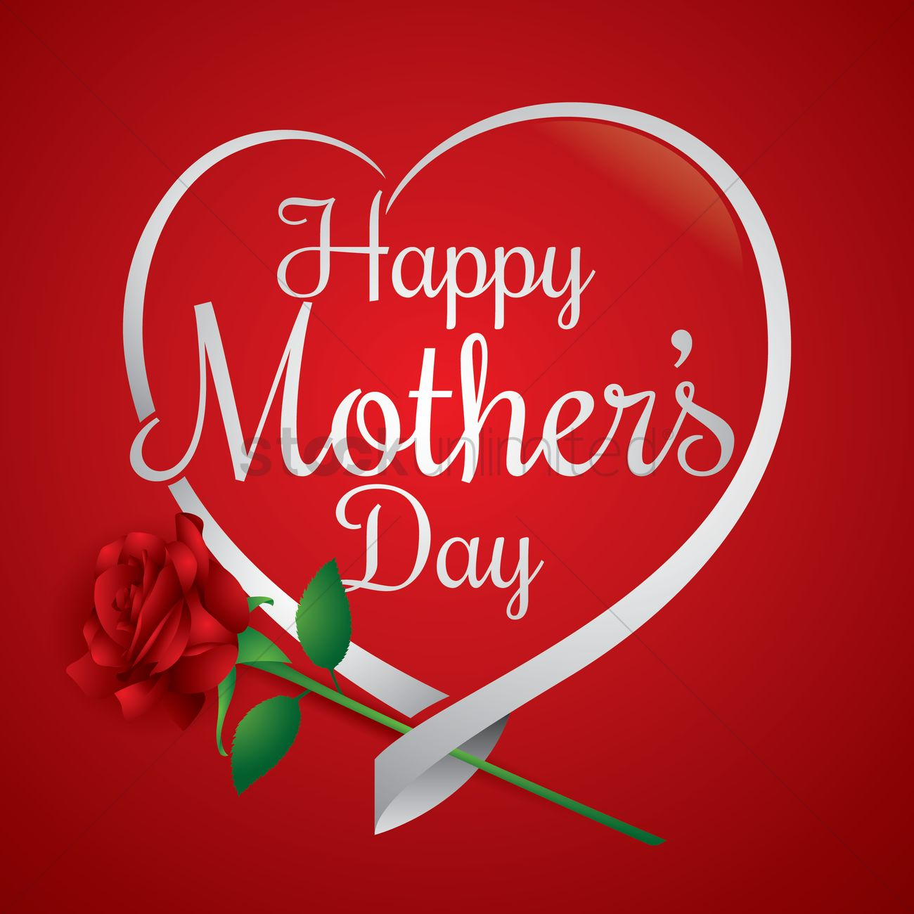 Happy mothers day design Vector Image - 1997319 ...