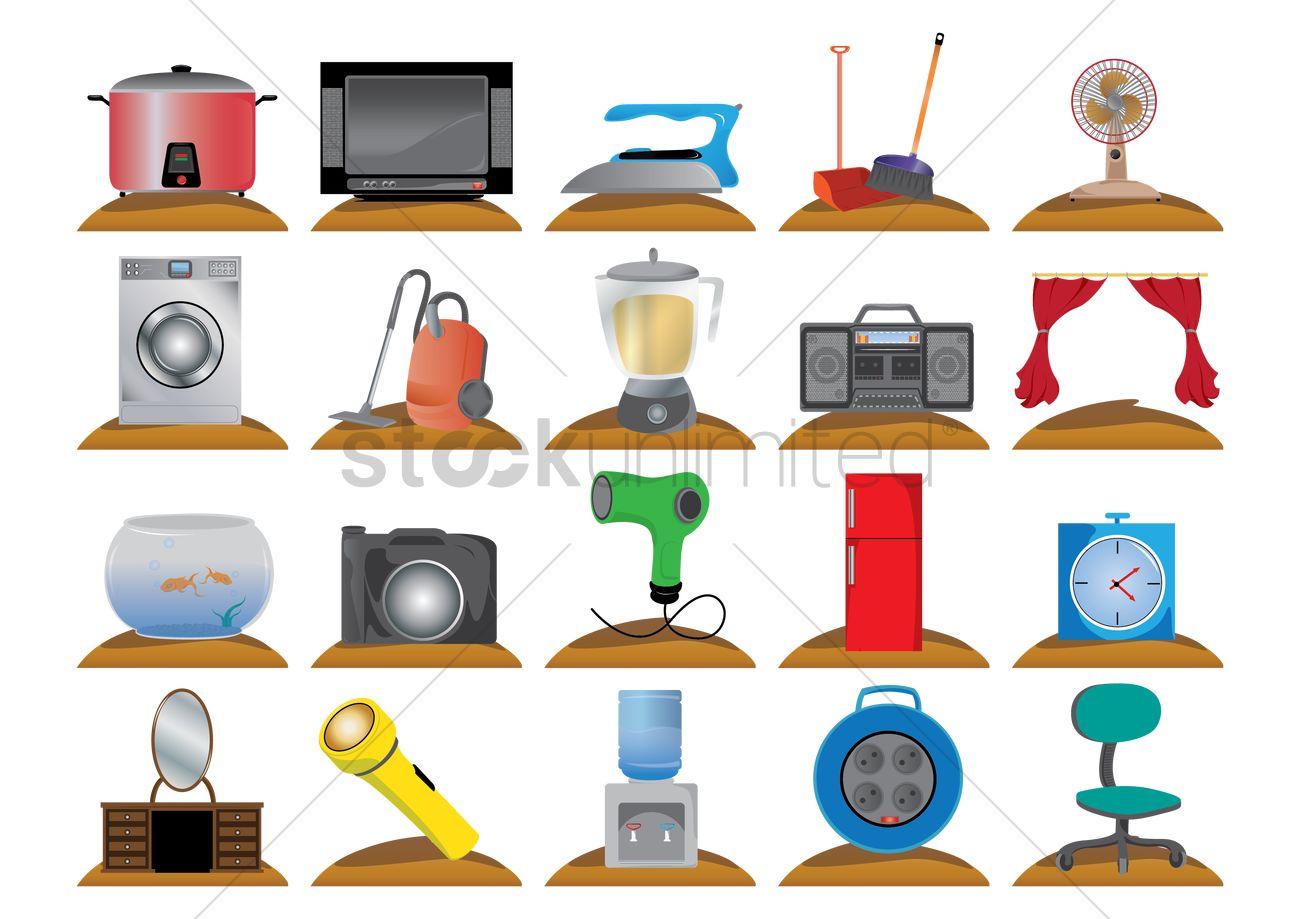 house items clipart - photo #48