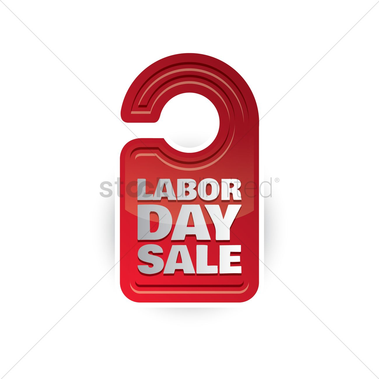 Labor Day Sale: Labor Day Sale Label Vector Image - 1536813