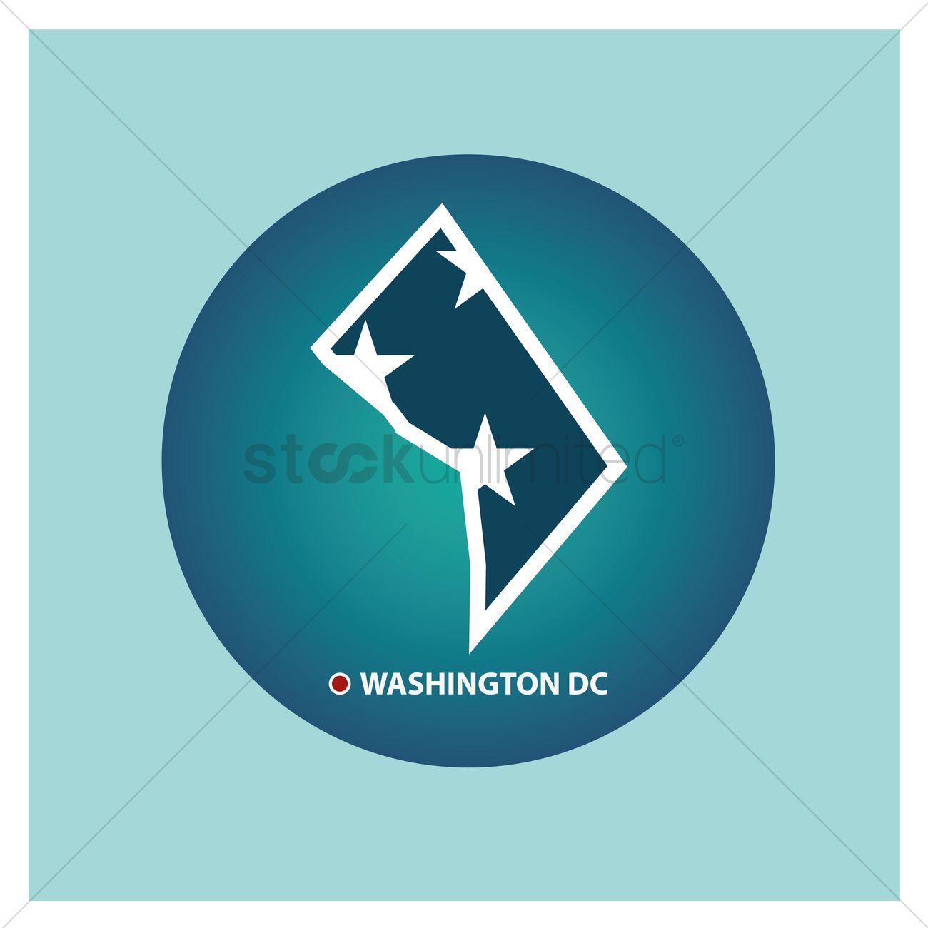 Map Of Us Washington Dc Washington Dc Map State Map Of Washington - Washington dc pop up map