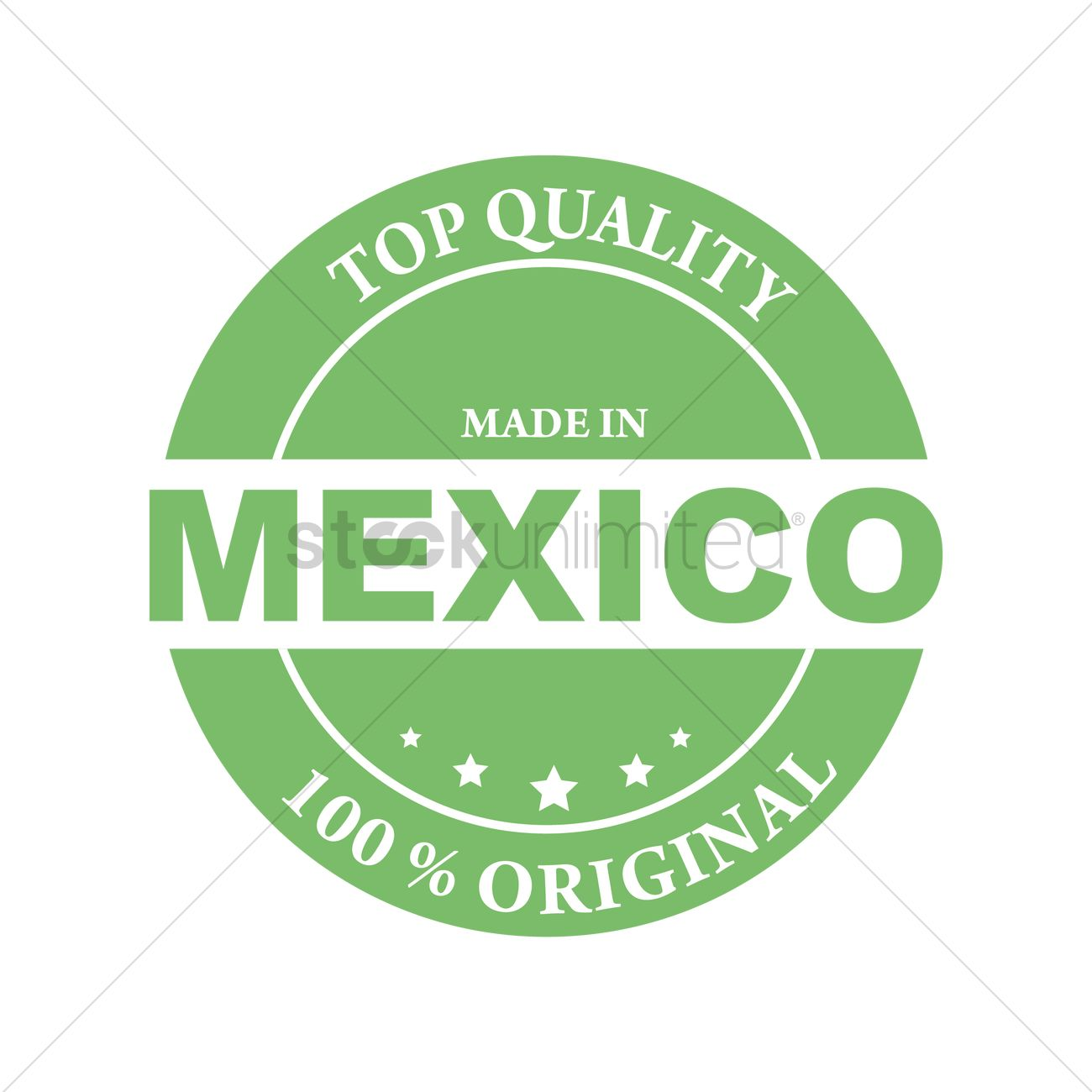 Mexico product label design Vector Image - 2015784 ...