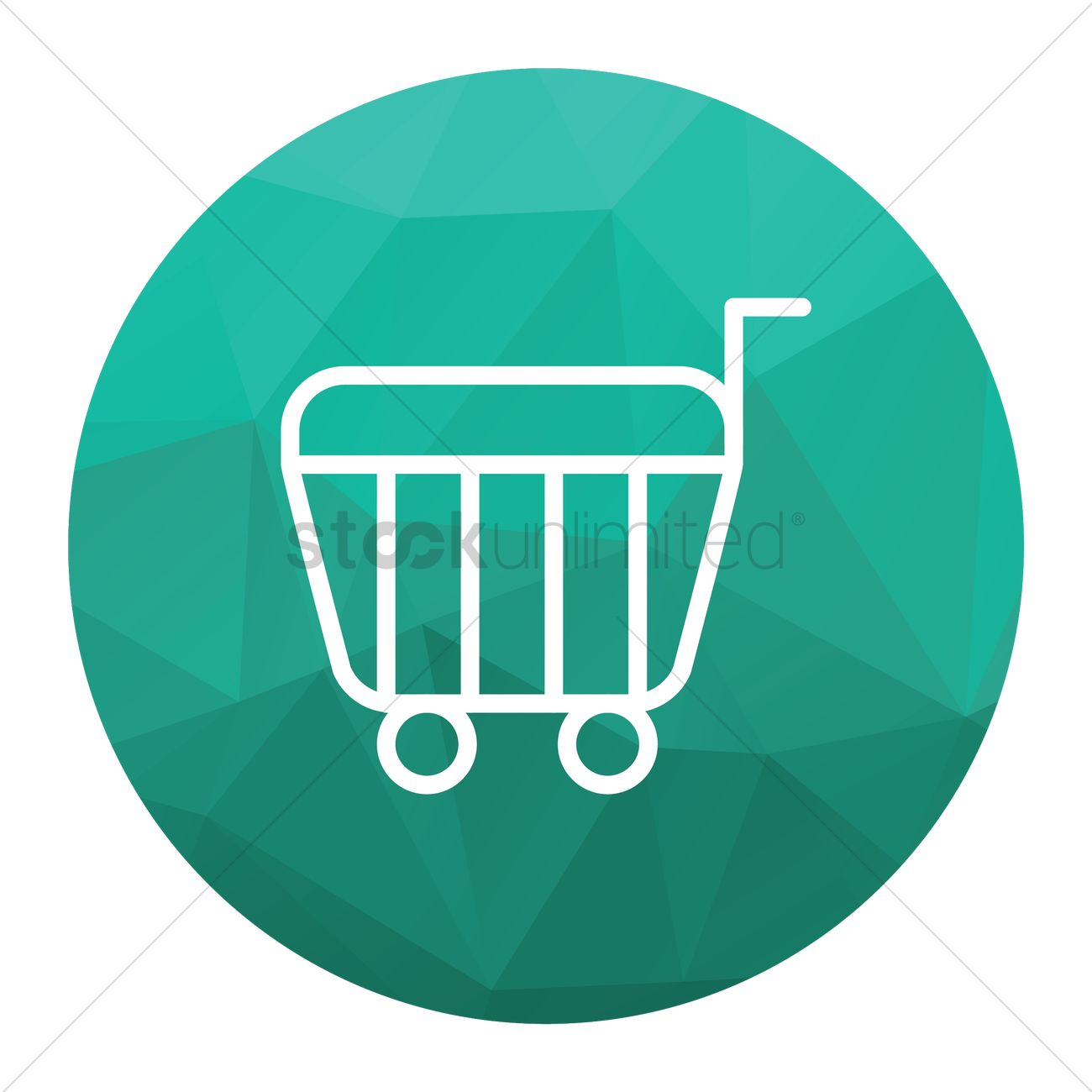 Shopping cart icon Vector Image - 1814718 | StockUnlimited