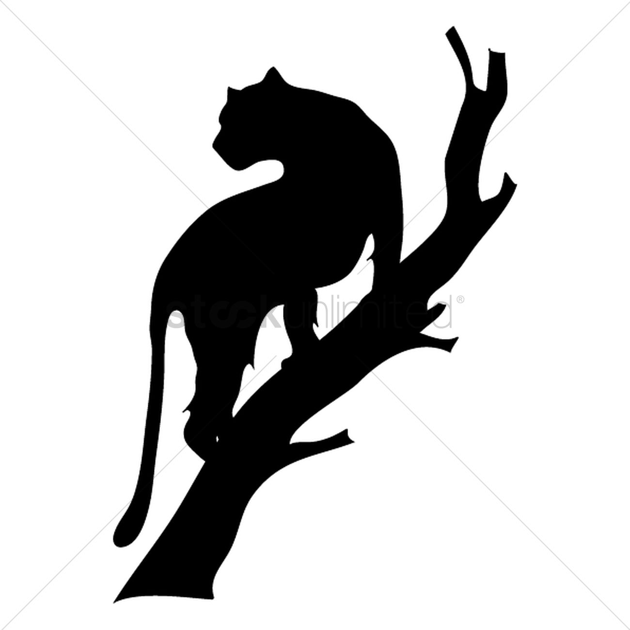 tiger silhouette pictures to pin on pinterest pinsdaddy table mountain silhouette clip art Mountain Clip Art Black and White
