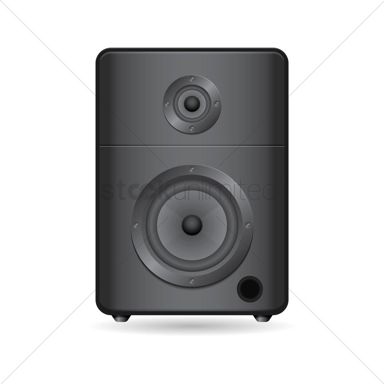 Speakers Vector Png | ...