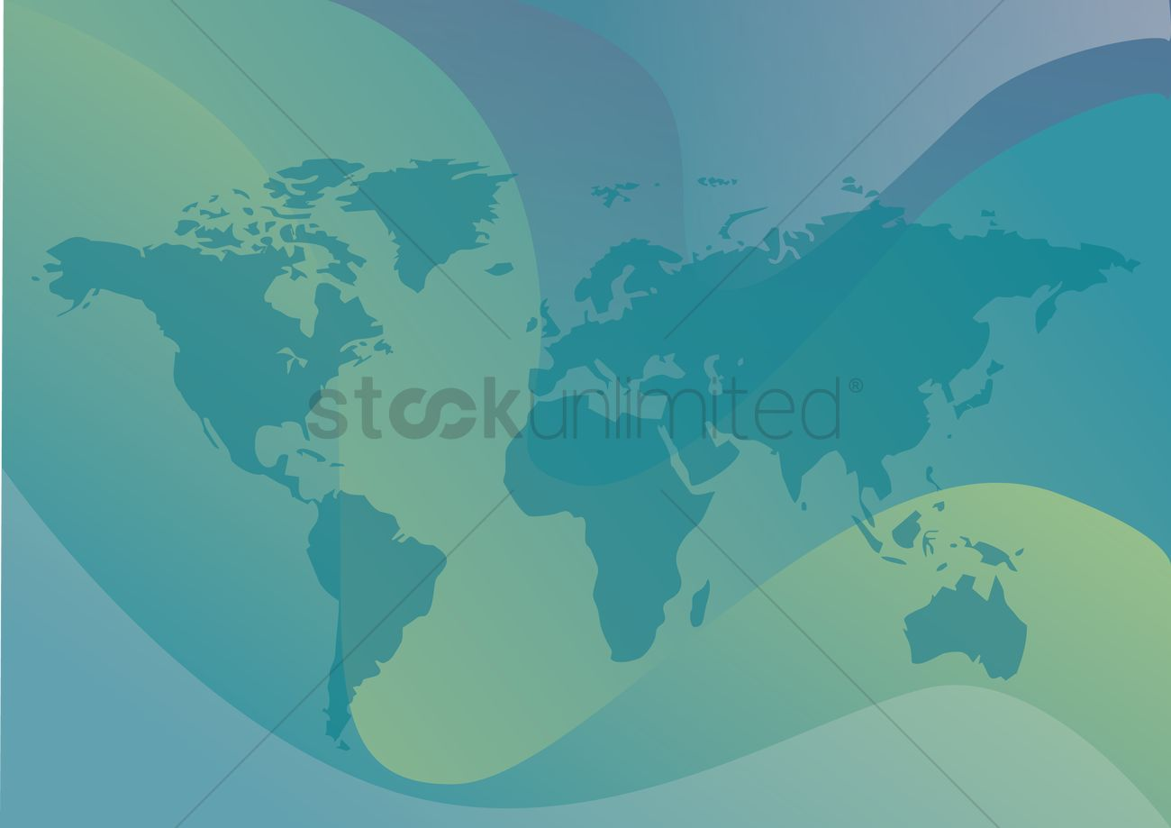 world map background vector - photo #4